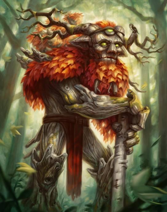Roseleaf Druid