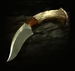 Poaching Knife