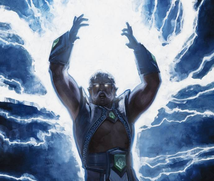 Thundergod's Wrath